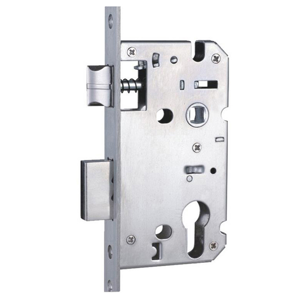 Stainless steel fire proof european mortise lock