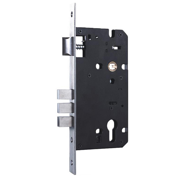 6085 high quality fire rated European mortise door locks for steel door