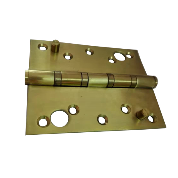 PVD Stainless Steel Ball Bearing Hinge