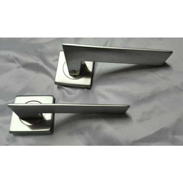 square shape stainless steel door handle