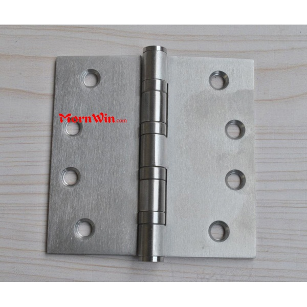 Stainless steel 4 inch door hinge