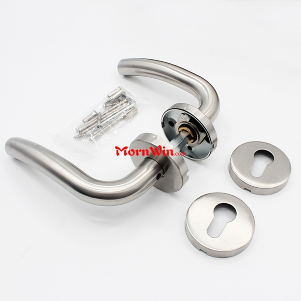 Tubular door handle Tube lever handle door handle